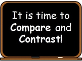 Compare and Contrast *Power Point Presentation*