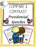 Compare and Contrast Presidential Speeches