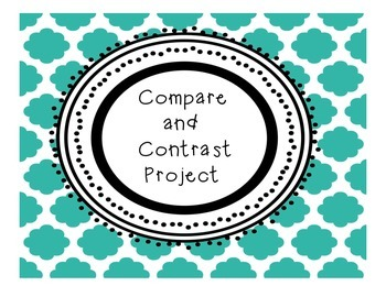 Compare and Contrast Project