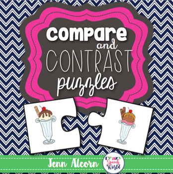Compare and Contrast Puzzles!