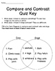 Compare and Contrast Quiz