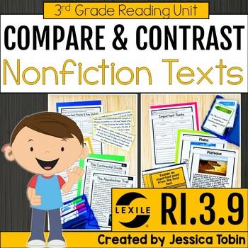 Compare and Contrast RI3.9