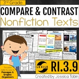 Compare and Contrast Points in a Nonfiction Text RI3.9