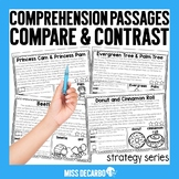 Compare and Contrast Reading Passages