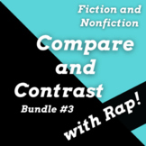 Compare and Contrast Reading Passages with Questions Using
