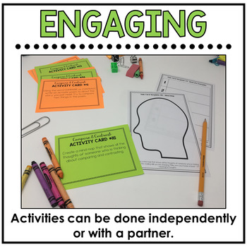 Compare and Contrast Reading Response Activities