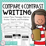 Compare and Contrast Nonfiction Reading Response Essay Writing Unit