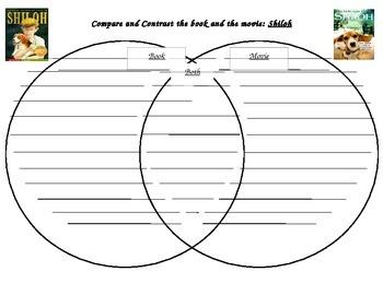 Compare and Contrast Shiloh