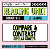 Compare and Contrast Similar Stories (RL.4.9 and RL.5.9)