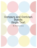 Compare and Contrast Single Text Bundle