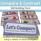Compare and Contrast Skill Building Pack