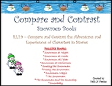 Compare and Contrast Snowmen Books