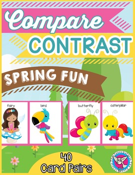 Compare and Contrast: Spring Fun
