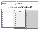 Compare and Contrast Squares