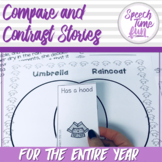 Compare and Contrast Stories for the entire year