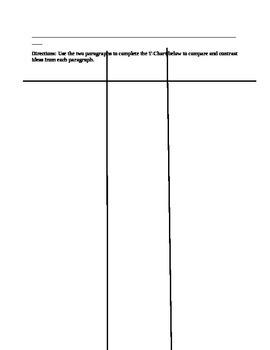Compare and Contrast Test. Non Fiction Common Core Aligned...second grade