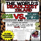 Compare and Contrast Two Nonfiction Articles
