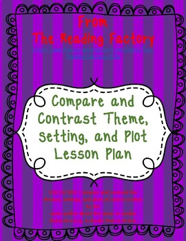 Compare and Contrast Theme, Setting, Plot