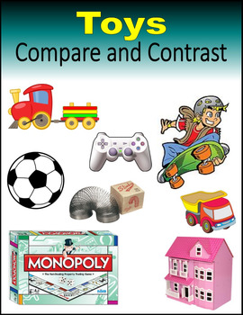 Compare and Contrast Toys