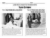 Compare and Contrast Two Ruby Bridges Illustrations and Texts