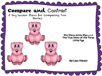 Compare and Contrast Two Stories