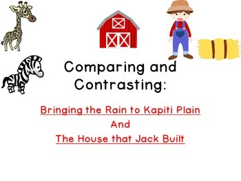 Compare and Contrast Two Text