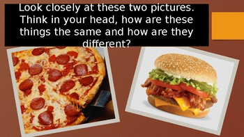 Compare and Contrast Two Text on the Same Topic PPT