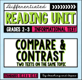 Compare and Contrast Two Texts (RI.2.9 and RI.3.9)