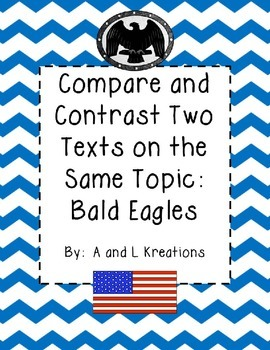 Compare and Contrast Two Texts with the Same Topic-Eagles