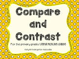 Compare and Contrast Using Pictures