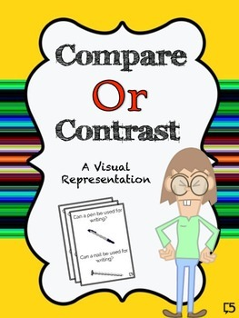 Expressive Language - Compare and Contrast with Visual Rep