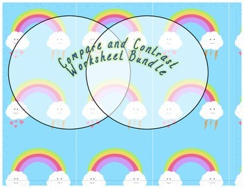 Compare and Contrast With Venn Diagrams