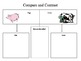 Compare and Contrast Worksheets (Differentiated)