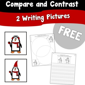 Free Winter Compare and Contrast Writing