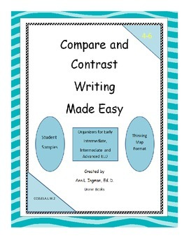 Free Compare and Contrast Writing Made Easy