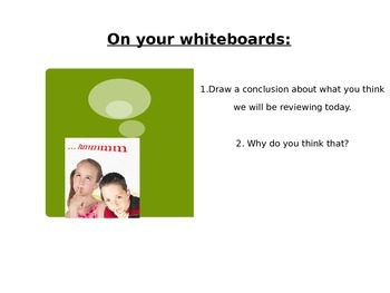 Compare and Contrast Writing Strategies PPT