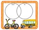Compare and Contrast activity with Venn Diagrams