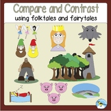 Compare and Contrast: comparing and contrasting using folk
