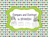 Compare and Contrast in SPANISH