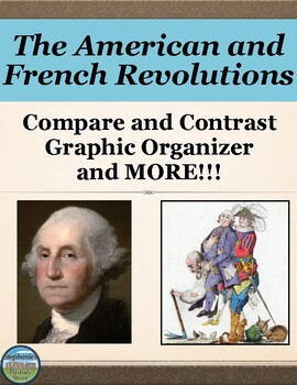 Compare and Contrast the American and French Revolutions