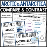 Compare and Contrast the Arctic and Antarctica