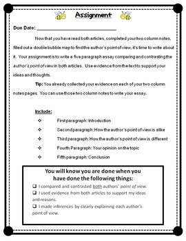 compare and contrast authors If you have some troubles with writing a compare and contrast essay, this guide  will cover all the questions you might have on that topic.
