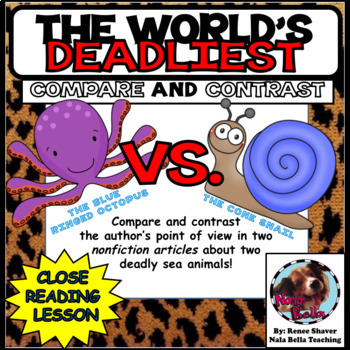 Compare and Contrast the Author's Point of View in Two Nonfiction Articles