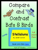 Stellaluna - Compare and Contrast - Lesson Plans - K, 1st