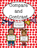 Compare and Contrast using Venn Diagrams