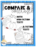 Compare and Contrast with Fiction and Non Fiction Texts