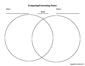 Compare and Contrast with Poetry