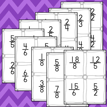 Compare and Order Fractions 4.3D