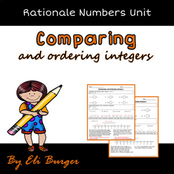 Compare and Order Integers