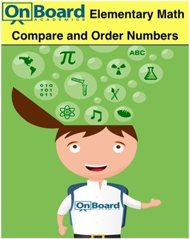 Compare and Order Numbers-Interactive Lesson